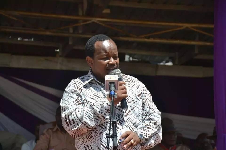 Mahakama sio Mungu, mbunge wa Jubilee aonya Maraga