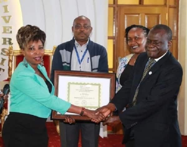 Mount Kenya University awarded with scientific equipment from US firm Seeding Lab