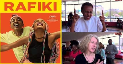 Kenyans react to first ever lesbian movie produced in the country and 5 other top videos on TUKO TV