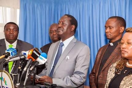 ODM governor WARNED NEVER to sit next to Raila Odinga