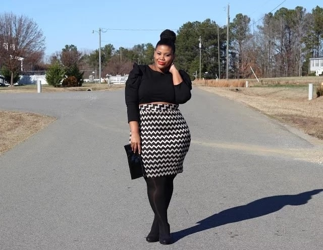 African kitenge designs for plus size