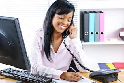 Office assistant job description and salary in Kenya