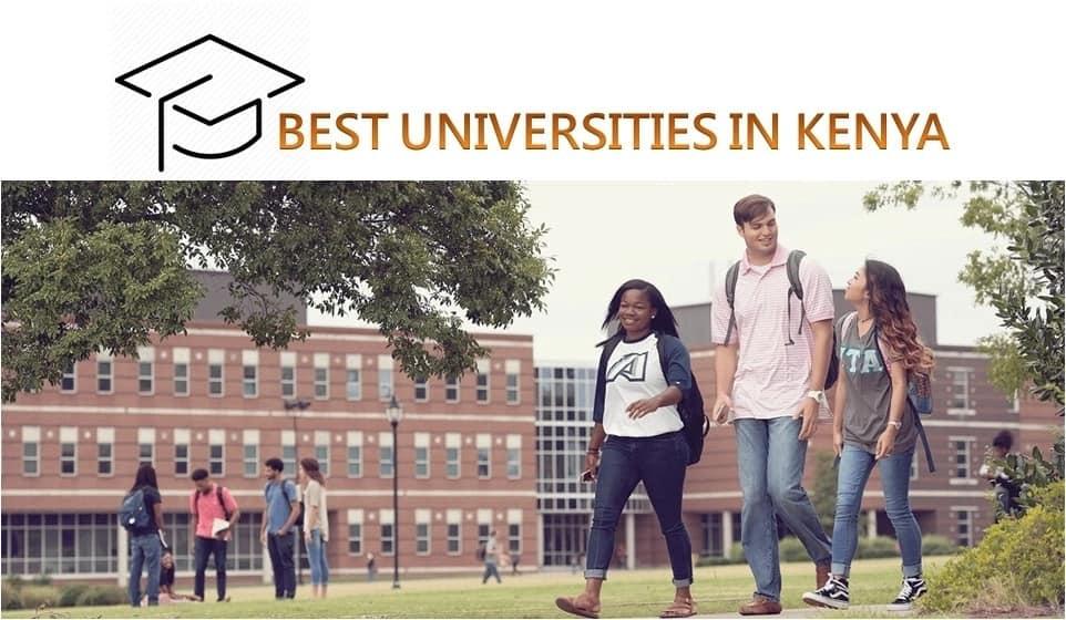 ranking of private universities in kenya