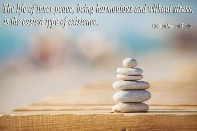 Peace Quotes. Find your inner balance with top inner peace quotes