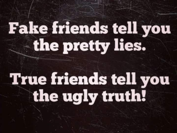 Funny quotes about fake friends ▷ Tuko.co.ke