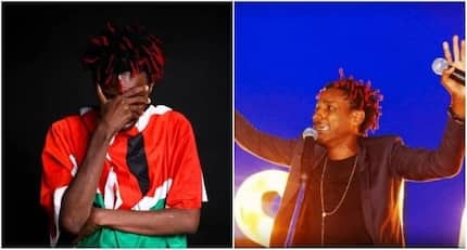 Comedian Eric Omondi's elder brother laid to rest 3 days after his sudden death