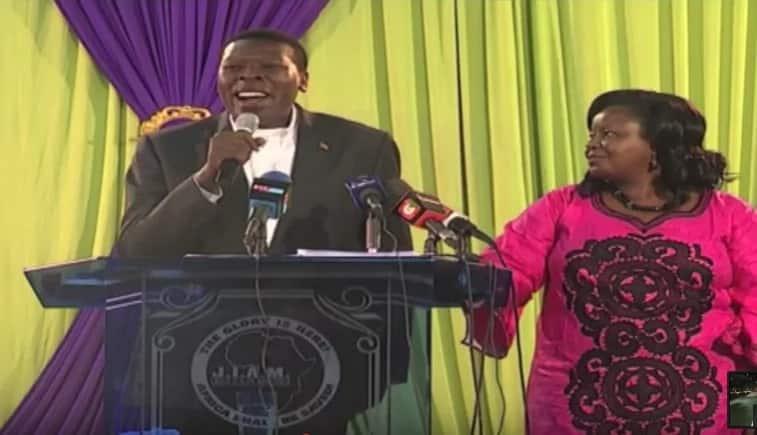 Bishop Wanjiru likely to be Eugene Wamalwa's runningmate