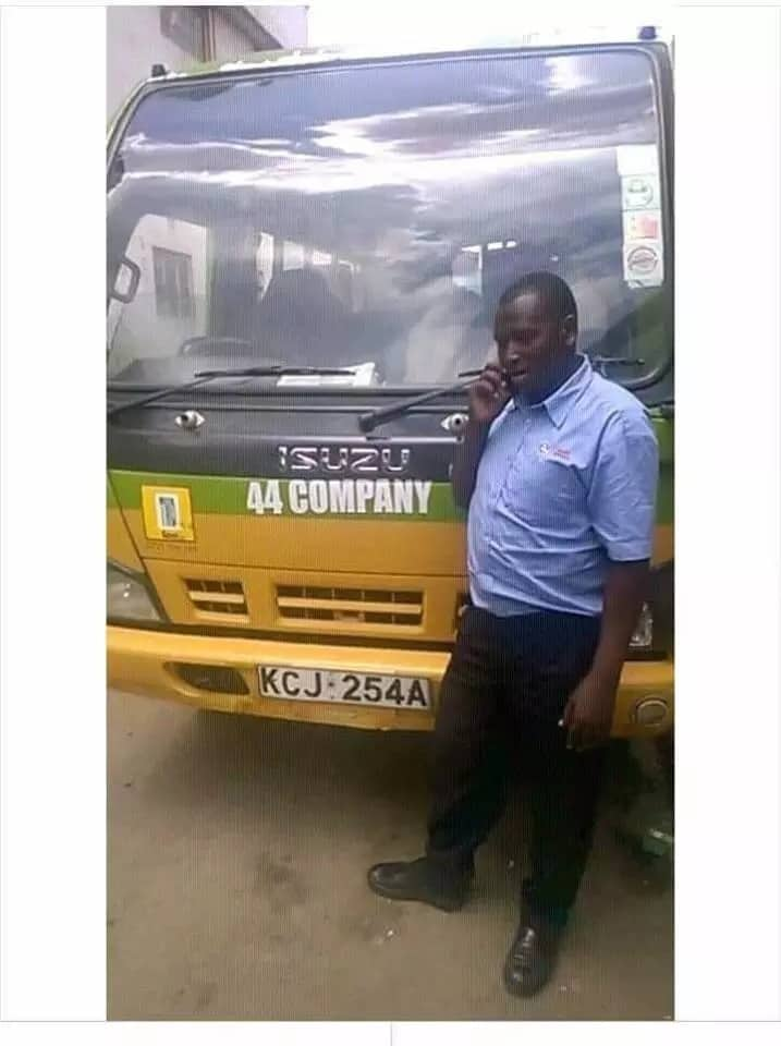 Nairobi Matatu driver warms hearts after helping lady deliver child in his car