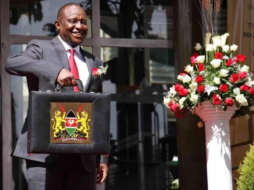No, government is not broke - Treasury CS Henry Rotich changes tune