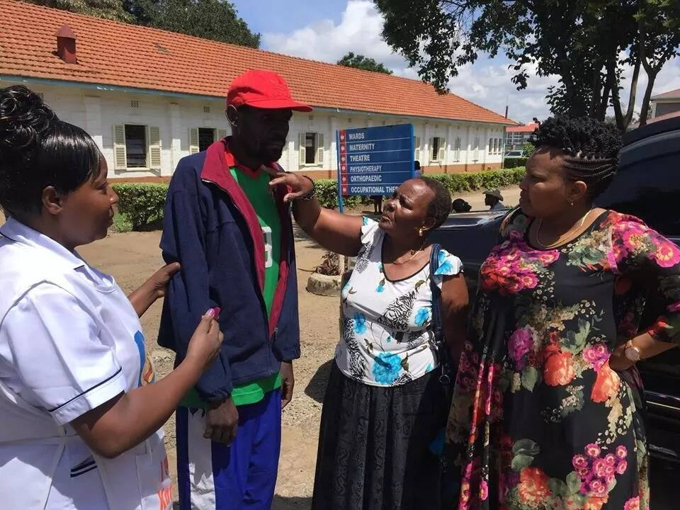 Relief for Raila's die hard supporter as Mike Sonko offsets son's hospital bill