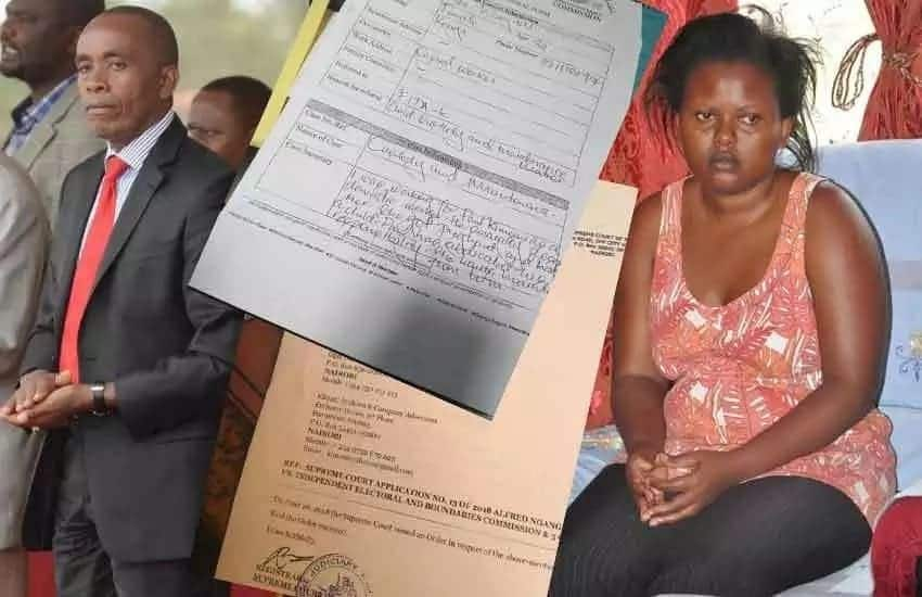 Kiambu Senator on the spot after sleeping with his house girl, made her pregnant
