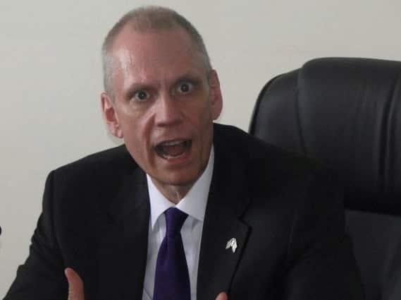 US praises DPP and Uhuru's firm stand against corruption