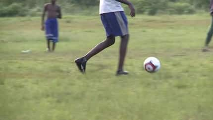 Agony as student dies while playing football in Kibwezi