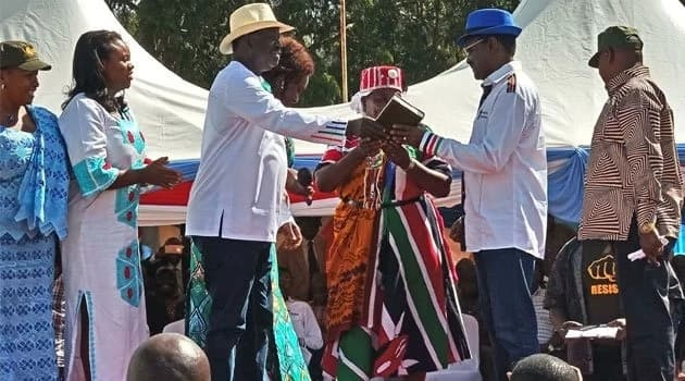 Kalonzo Musyoka dismisses claims he will be sworn-in on February 28