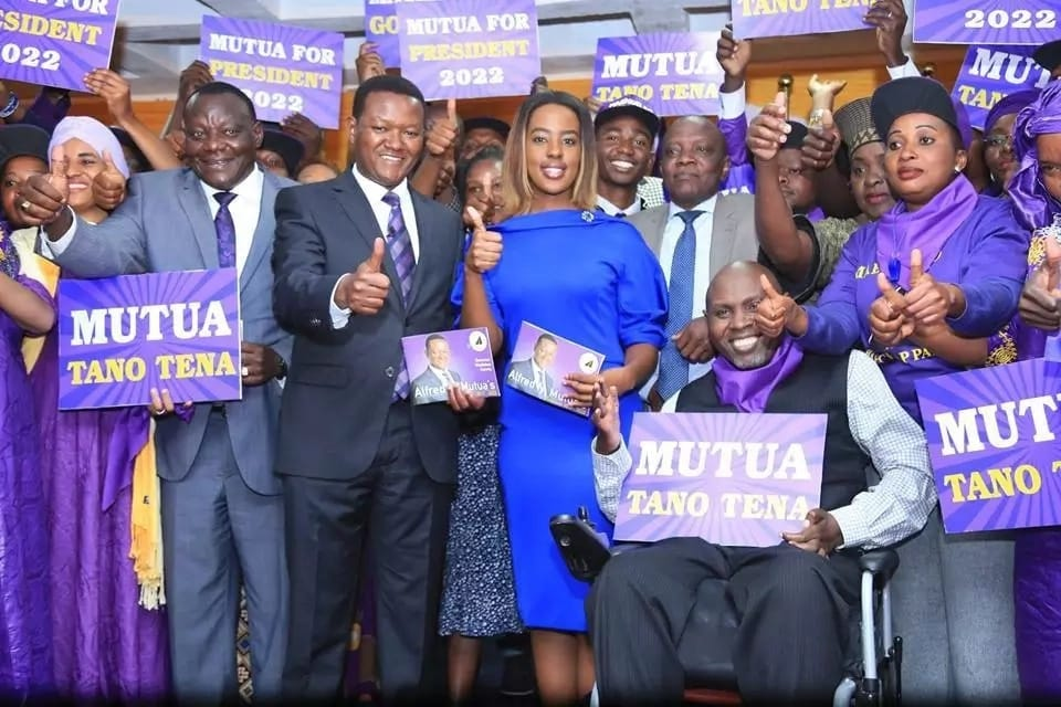 Governor Alfred Mutua to fight Ruto for presidential seat in 2022
