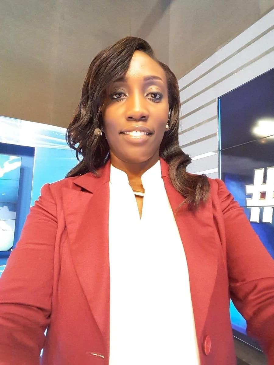 KTN anchor Yvonne Okwara narrates how she used to earn KSh 150 per day