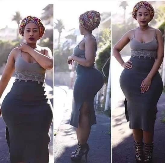 This girl has the best hips in the world