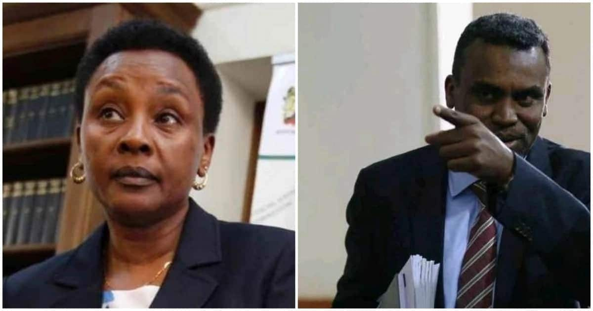 5-judge bench set to hear Deputy Chief Justice Philomena Mwilu's graft case
