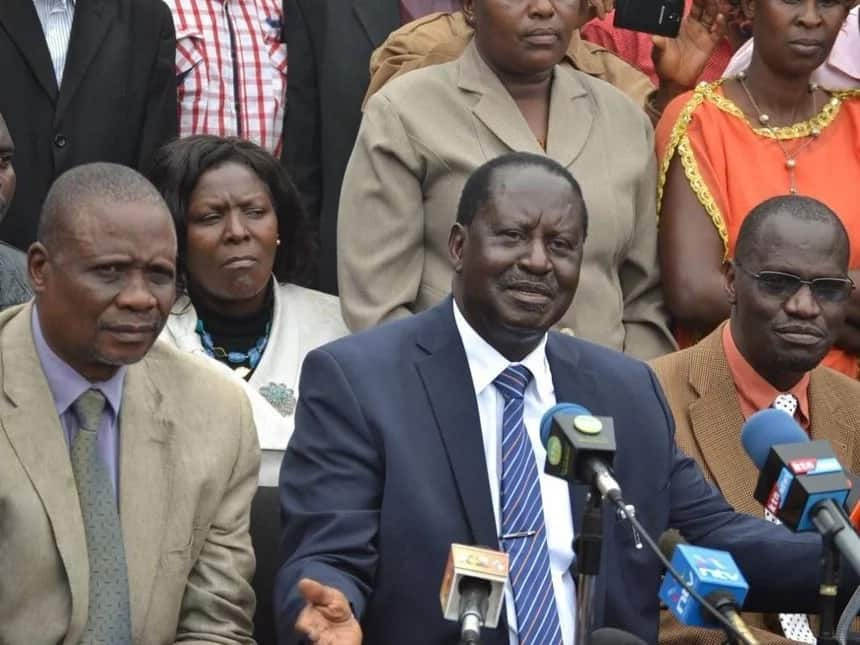 Bad day for Uhuru, Jubilee as Raila moves to form a super alliance