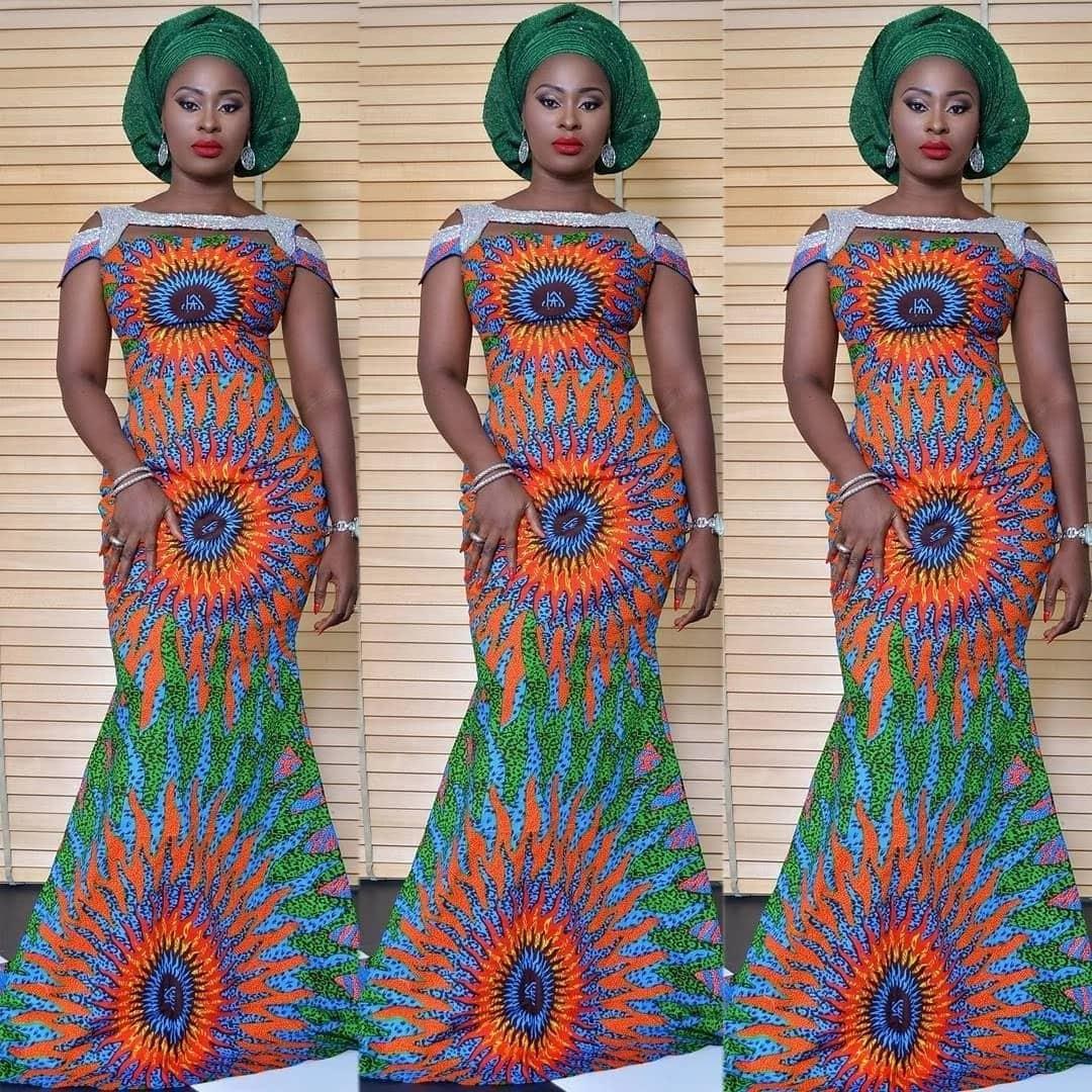 de9084b020d Latest Nigerian Ankara designs 2019 ▷ Tuko.co.ke