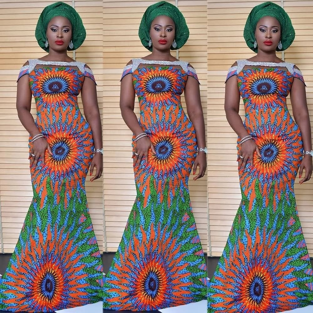3863b3ef98c382 Latest Nigerian Ankara designs 2019 ▷ Tuko.co.ke