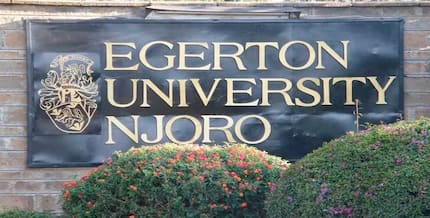 Here's the Process of Admission into Egerton University