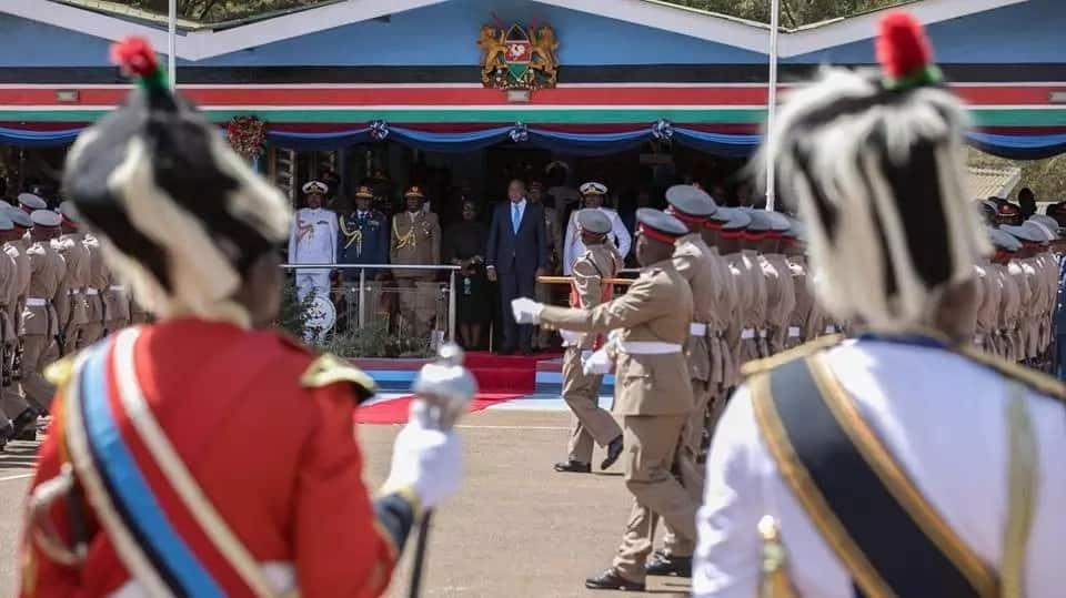 KDF tactics against Al-Shabaab have yielded impressive results - Uhuru Kenyatta