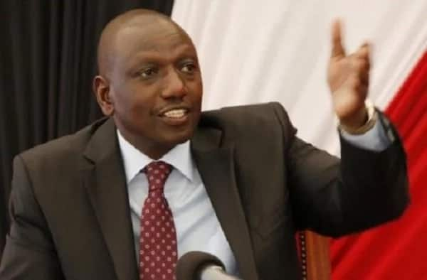 William Samoei Ruto.