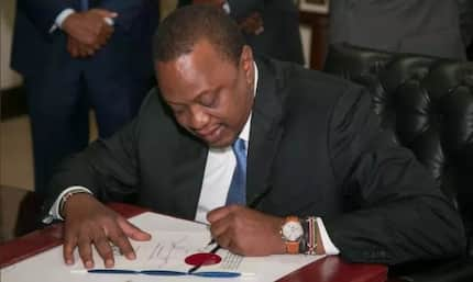 Fellow Kenyans, I have heard and understand your concerns over high cost of living - Uhuru