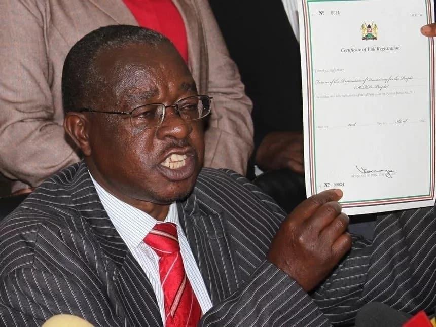 Ex-cabinet minister Henry Obwocha dies at a Nairobi hospital