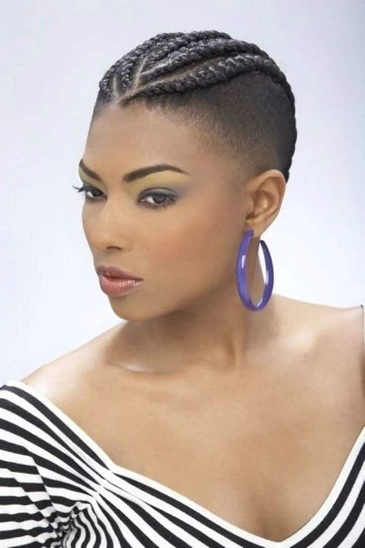 Short Haircuts For Black Women Tuko Co Ke