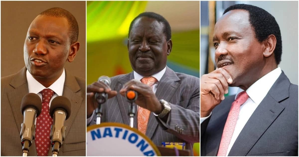 Against all odds Kalonzo will be the next president of Kenya