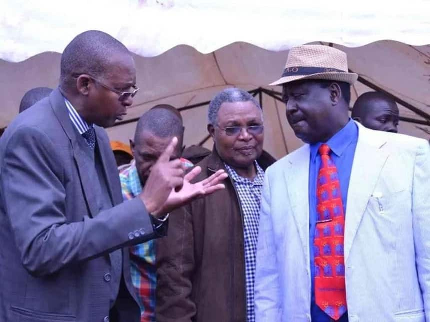 ODM recalls nomination results after incumbent governor lost to MP