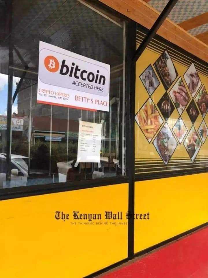 Nyeri hotel go digital, accept Bitcoin as payment