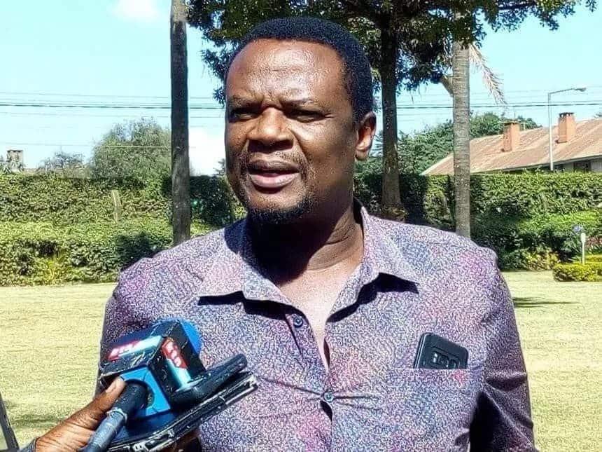 MP John Waluke claims Mudavadi, Wetangu'la too lazy to mount serious presidential campaign