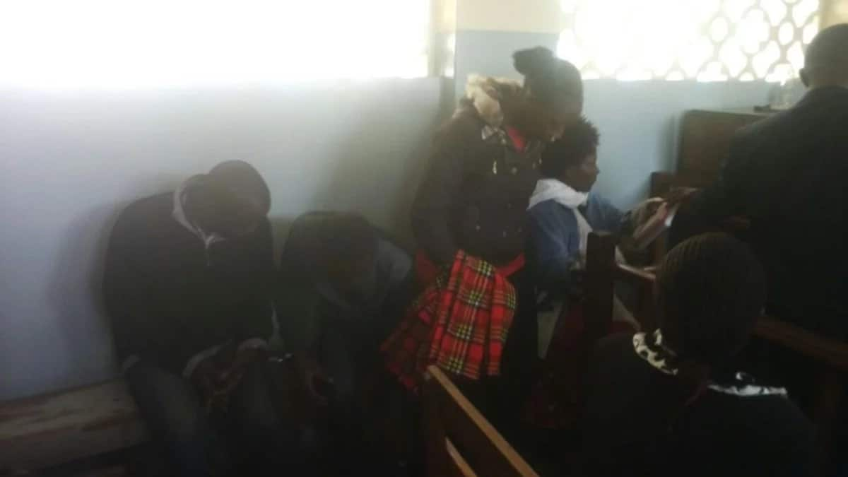 Meet Nakuru lady, Gladys Wambui, accused of killing wealthy husband