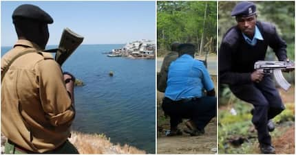 Polisi wa Kenya Kisiwani Migingo wafurushwa kama 'mbwa' na wenzao wa Uganda