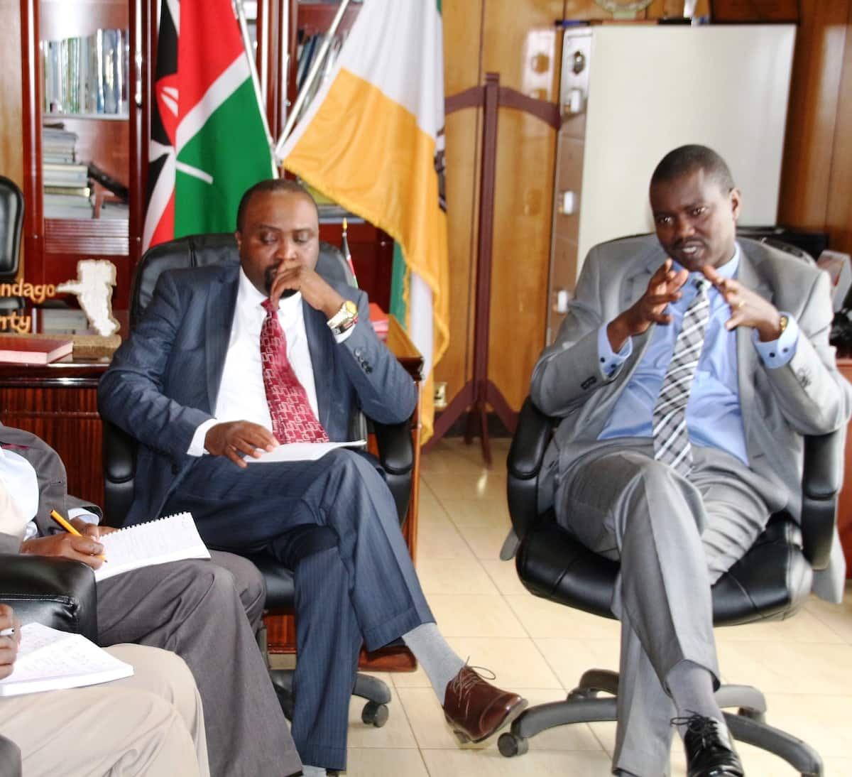 Mandago tells Murkomen to lecture his governor on devolution, stop umbrella criticism