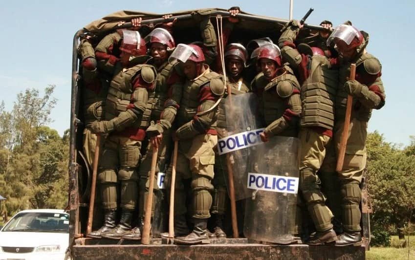 Six police officers brutally killed in Laikipia bandit ambush
