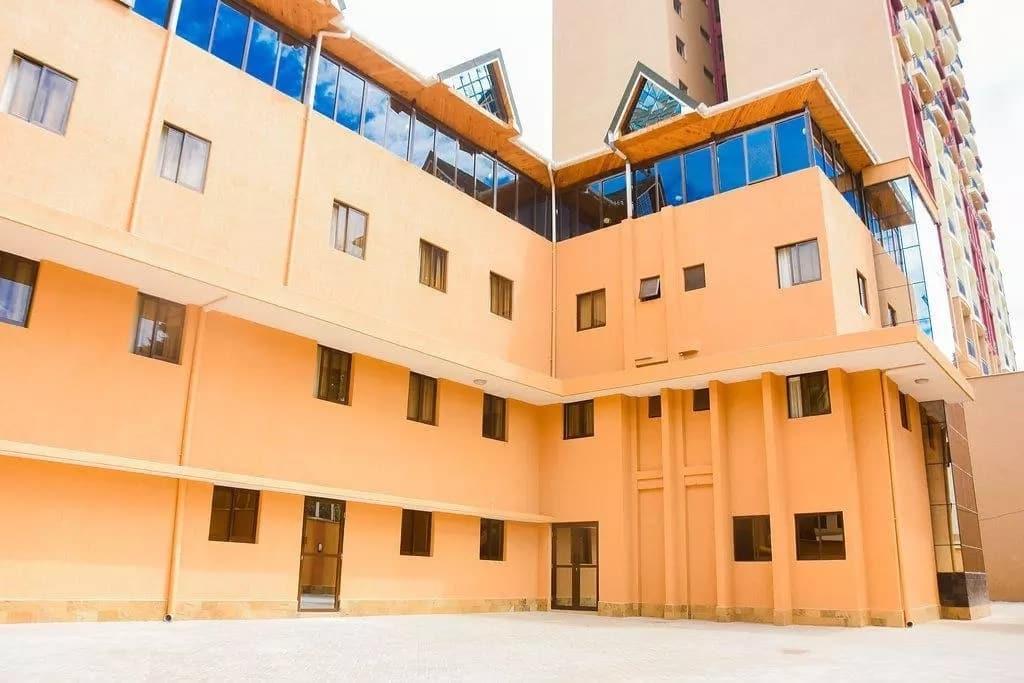 Budget hotels in Nairobi