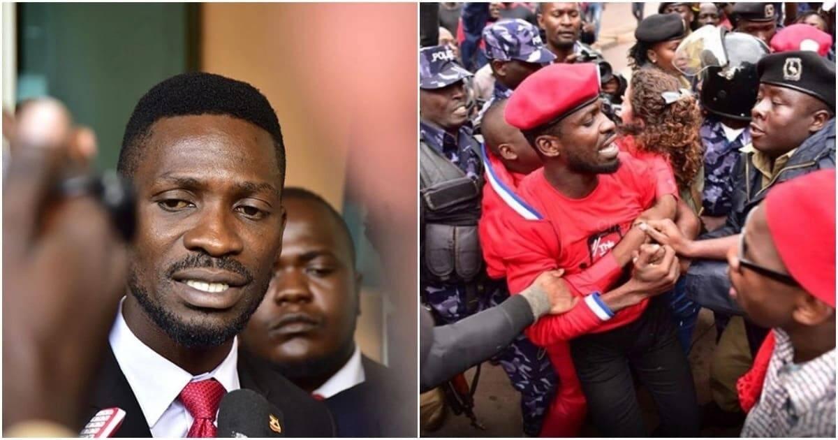 Bobi Wine alipigwa tu, hakuteswa - Waziri wa Uganda