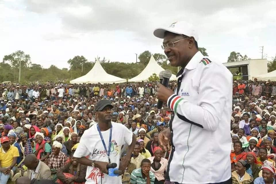 Ford Kenya woes: Eseli insists he's party SG, accuses Wetangula of being egocentric