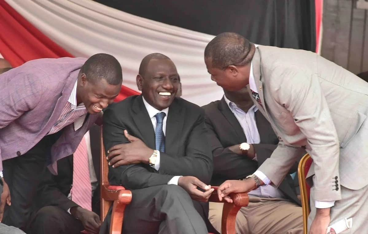 DP Ruto to work with all leaders irrespective of their party