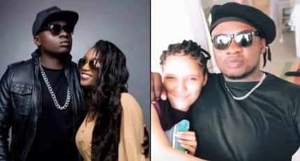 Rapper Khaligraph promises lover mad love making upon landing from the US