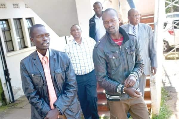 Ex-chief who arrested man with promise of KSh 1 milllion from police yet to be paid