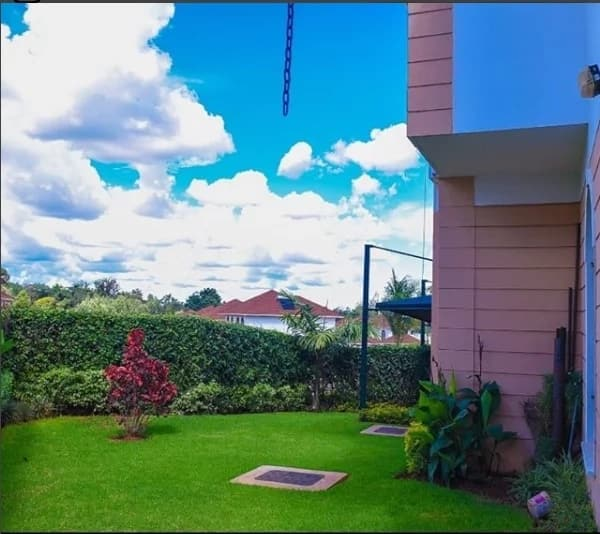 Comedian Eric Omondi flaunts luxurious mansion his gorgeous lover received from her parents