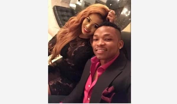 What's it with singer Otile Brown and Vera Sidika's new found chemistry?