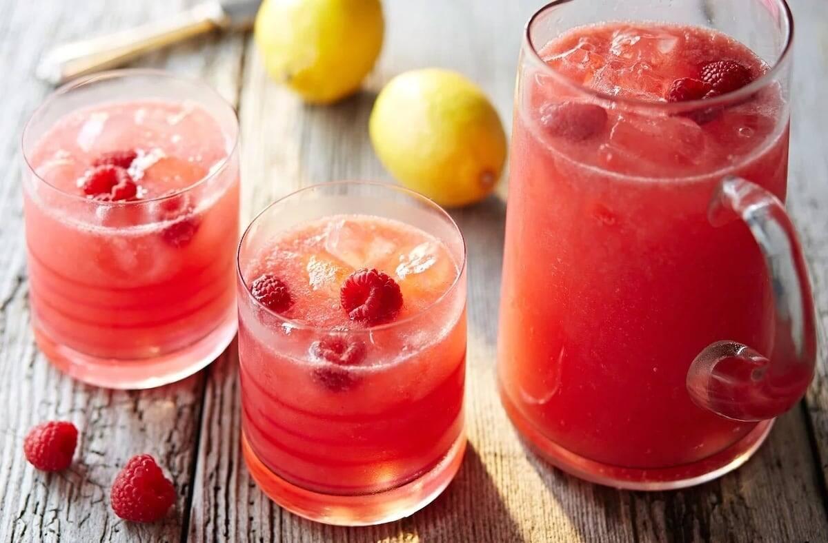 How to make lemonade at home How to make lemonade simple recipe How to make pink lemonade