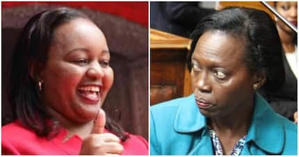 Karua on the spot after indicating she lied over evidence against Waiguru