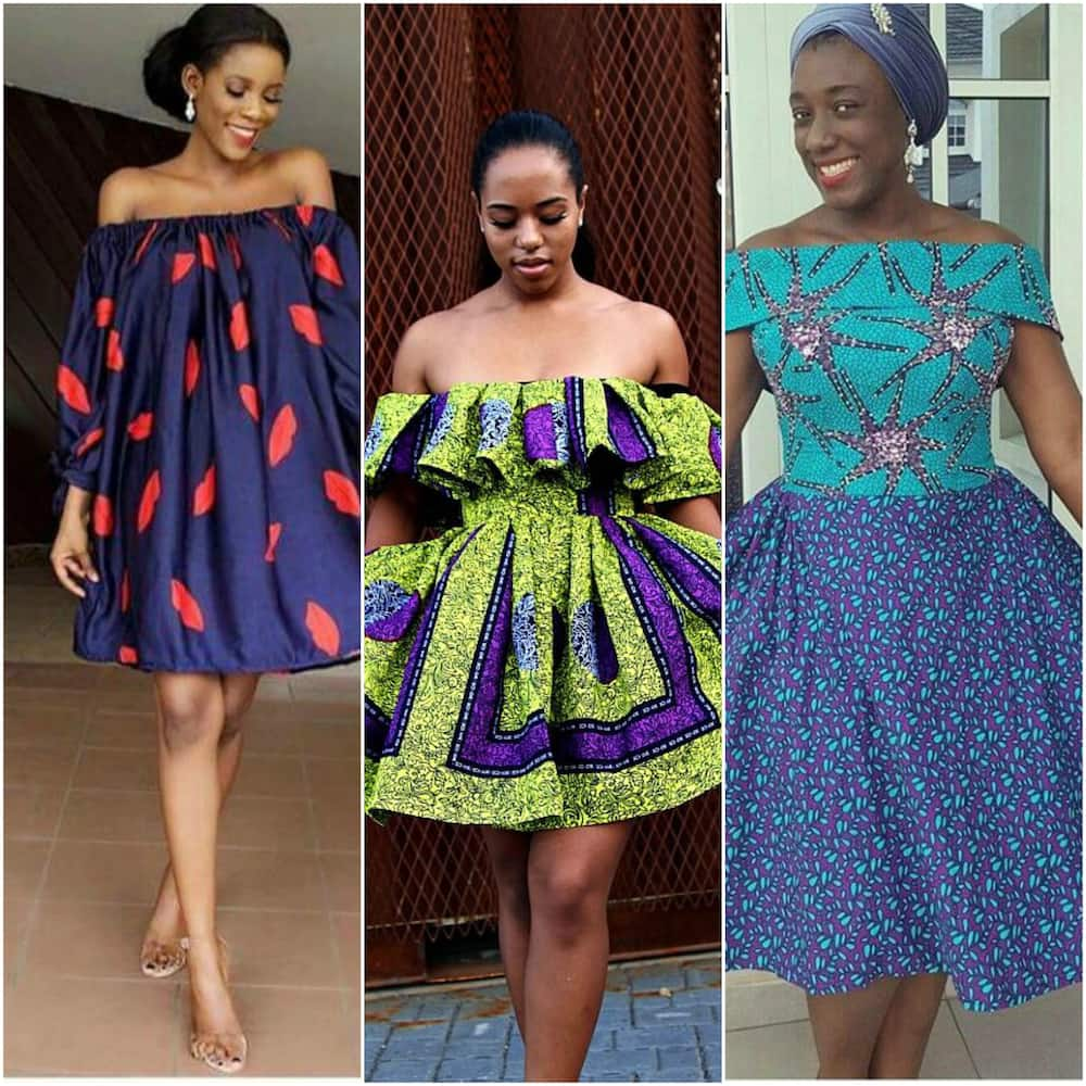Simple Wedding Gowns In Kenya: Best Kitenge Dress Designs For Weddings In Kenya In 2019